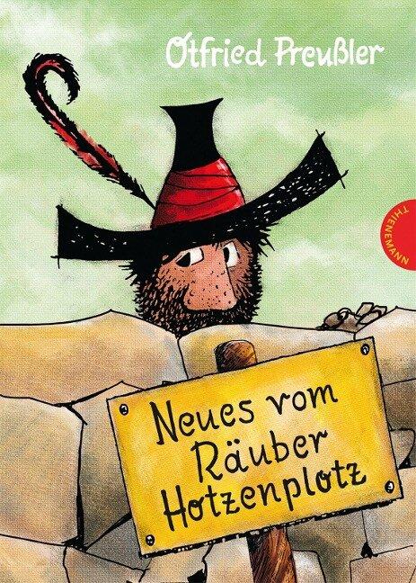 Neues vom Räuber Hotzenplotz (Bd. 2 koloriert) - Otfried Preußler