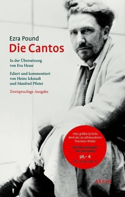 Die Cantos - Ezra Pound
