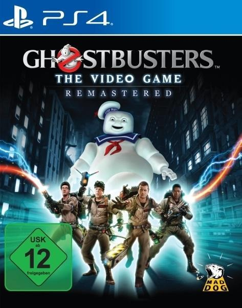 Ghostbusters The Video Game Remastered (PlayStatilon PS4) -