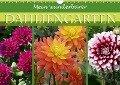 Mein wunderbarer Dahliengarten (Wandkalender 2018 DIN A4 quer) Dieser erfolgreiche Kalender wurde dieses Jahr mit gleichen Bildern und aktualisiertem Kalendarium wiederveröffentlicht. - Christine B-B Müller