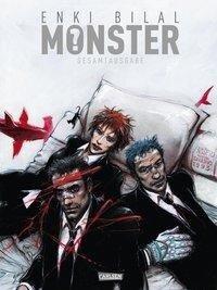 Monster Gesamtausgabe - Enki Bilal