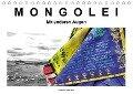 Mongolei - Mit anderen Augen (Tischkalender 2017 DIN A5 quer) - Krzys Christof Bautsch