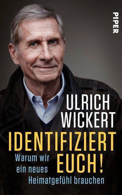 Identifiziert euch! - Ulrich Wickert