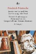 Jenseits von Gut und Böse - Friedrich Nietzsche