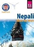 Reise Know-How Sprachführer Nepali - Wort für Wort: Kauderwelsch-Band 9 - Hans G. Voßmann
