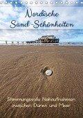 Nordische Sand-Schönheiten (Tischkalender 2018 DIN A5 hoch) - Kathleen Bergmann