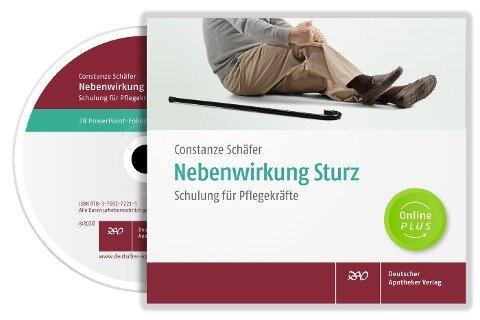 Nebenwirkung Sturz - Constanze Schäfer