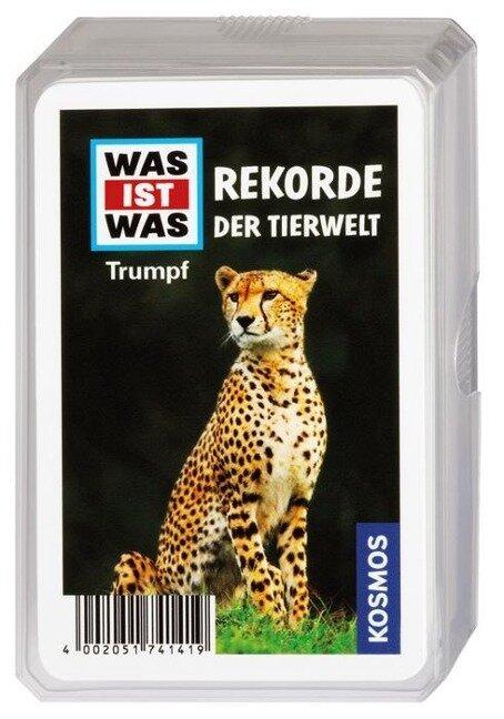 WAS IST WAS - Rekorde der Tierwelt -