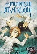 The Promised Neverland 4 - Kaiu Shirai
