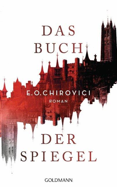 Das Buch der Spiegel - E. O. Chirovici