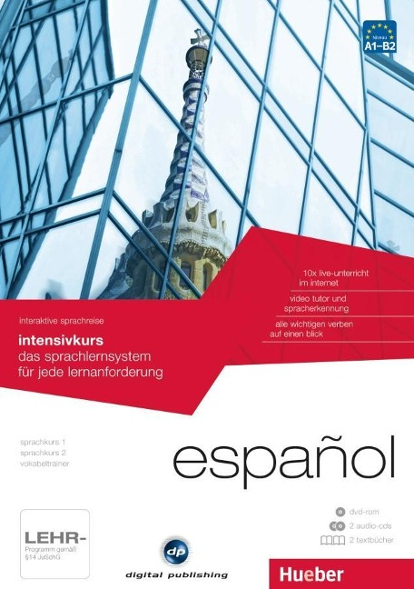 interaktive sprachreise intensivkurs español -