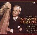 A Portrait of Nicanor Zabaleta - Nicanor Zabaleta