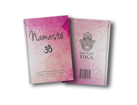 Yoga-Kalender 2019 - Taschenkalender - Helene Thum