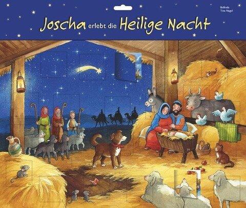 Joscha erlebt die Heilige Nacht - Bellinda
