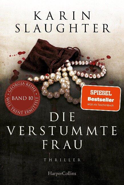 Die verstummte Frau - Karin Slaughter