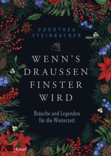 Wenn's draußen finster wird - Dorothea Steinbacher