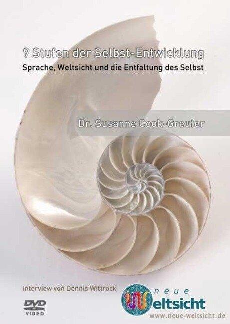 9 Stufen der Selbst-Entwicklung - DVD - Dennis Wittrock