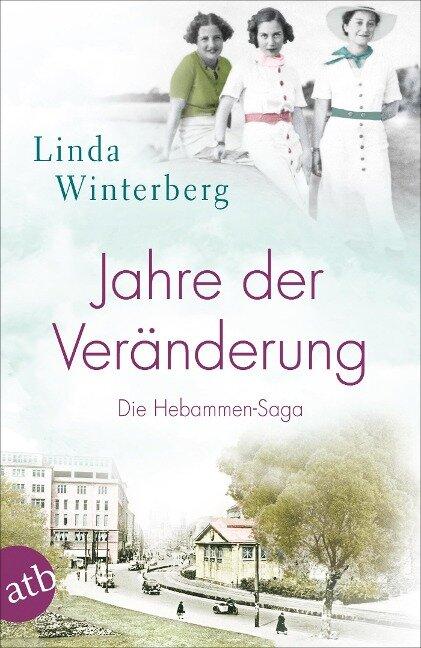 Jahre der Veränderung - Linda Winterberg