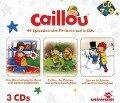 Caillou Hörspielbox 3 (CD 7-9) -