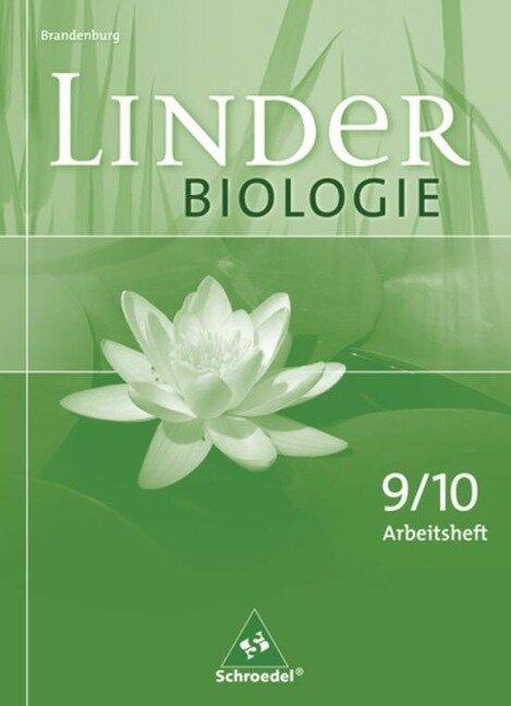 LINDER Biologie 9/10. Arbeitsheft. Brandenburg -