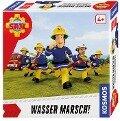 Feuerwehrmann Sam - Wasser Marsch! - Sandra Dochtermann