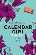 Calendar Girl - Berührt - Audrey Carlan