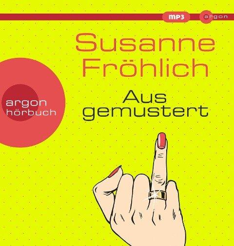 Ausgemustert - Susanne Fröhlich