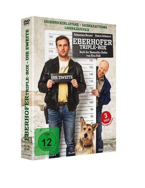 Die Zweite Eberhofer Triple Box - Rita Falk