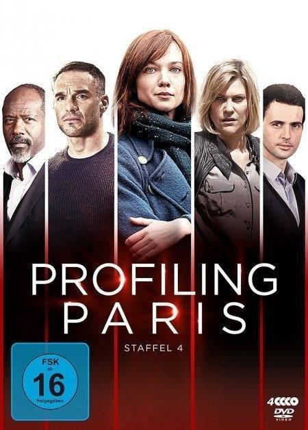 Profiling Paris - Staffel 4 -