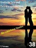 Erotische Sex- und Fick-Kurzgeschichten 38 - T. Veroma