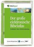 Der große elektronische Bibelatlas. CD-ROM -