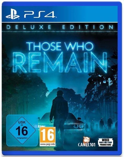Those Who Remain Deluxe (PlayStation PS4) -