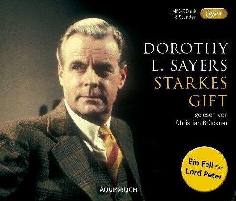 Starkes Gift - Dorothy Leigh Sayers