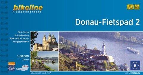Bikeline Radtourenbuch Donau-Fietspad 2 -