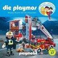 Playmos (57), Wasser Marsch Feuerwehr - Die Playmos