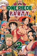 One Piece Party 2 - Ei Andoh, Eiichiro Oda