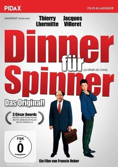 Dinner für Spinner (Le Dîner de cons) -