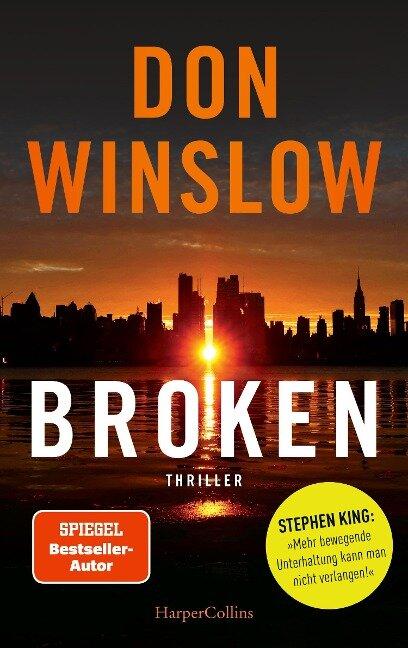 Broken - Sechs Geschichten - Don Winslow
