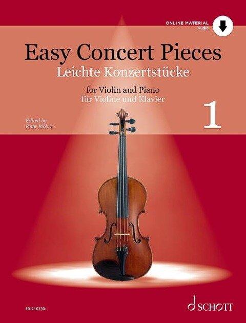 Easy Concert Pieces -