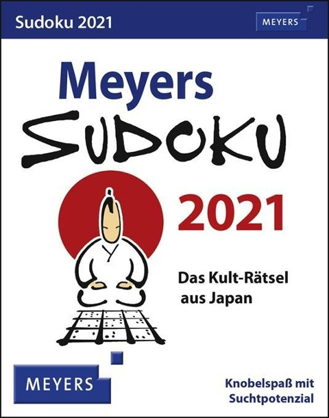 Meyers Sudoku 2020 -