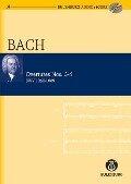Ouvertüren Nr. 3-4 - Johann Sebastian Bach
