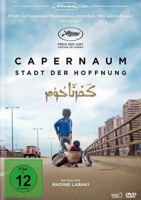 Capernaum - Stadt der Hoffnung. DVD -