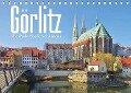 Görlitz - Die Perle Niederschlesiens (Tischkalender 2018 DIN A5 quer) - k. A. LianeM
