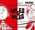 Miles & Niles - Hirnzellen im Hinterhalt - Jory John, Mac Barnett