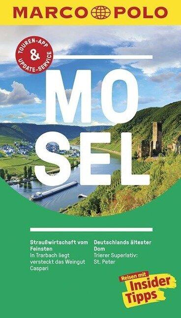 MARCO POLO Reiseführer Mosel - Angelika Koch
