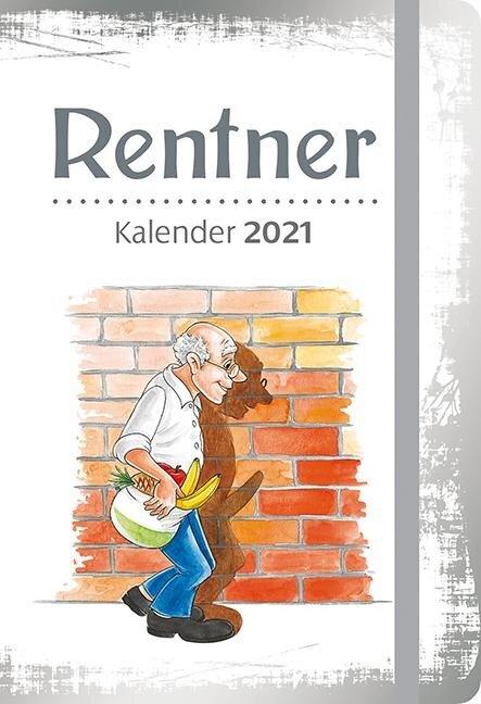 Rentner-Kalender 2021 -