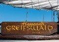 Hansestadt Greifswald (Wandkalender 2018 DIN A2 quer) - Uwe Kantz