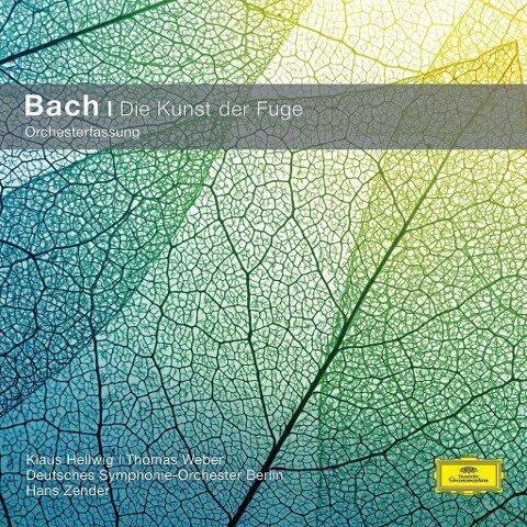 Bach: Die Kunst Der Fuge (CC) - DSOB/Zender