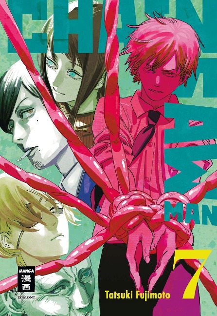 Chainsaw Man 07 - Tatsuki Fujimoto