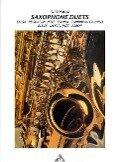 Saxophone Duets - Fritz Pauer